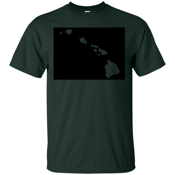 Living in Colorado with Hawaii Roots Ultra Cotton T-Shirt, T-Shirts, Hawaii Nei All Day