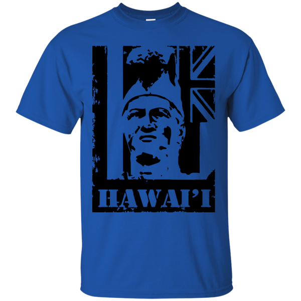 Hawai'i King Kamehameha Ultra Cotton T-Shirt, T-Shirts, Hawaii Nei All Day, Hawaii Clothing Brands
