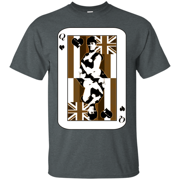 The Queen Of Hawai'i Ultra Cotton T-Shirt, T-Shirts, Hawaii Nei All Day, Hawaii Clothing Brands