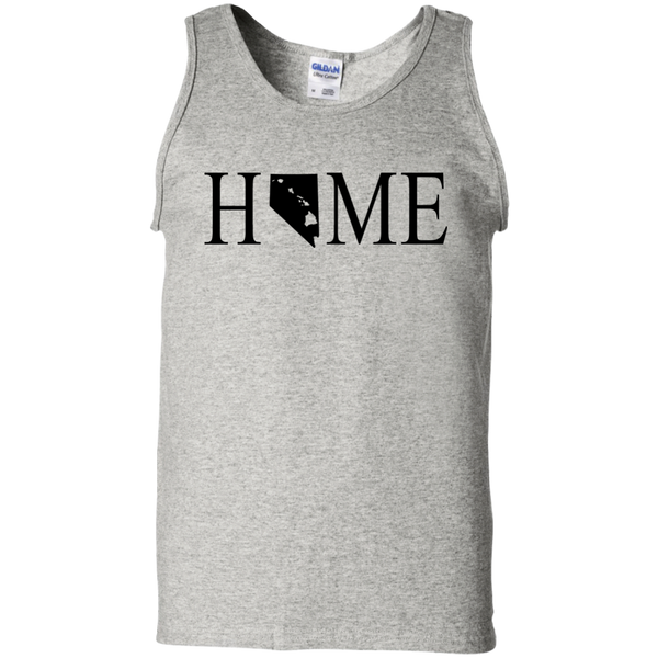 Home Hawaii & Nevada 100% Cotton Tank Top, T-Shirts, Hawaii Nei All Day