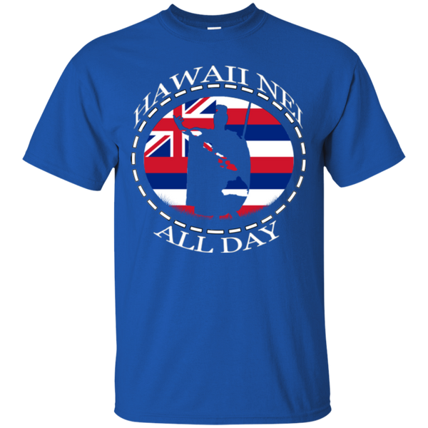 The Rising Sun Ultra Cotton T-Shirt, T-Shirts, Hawaii Nei All Day, Hawaii Clothing Brands