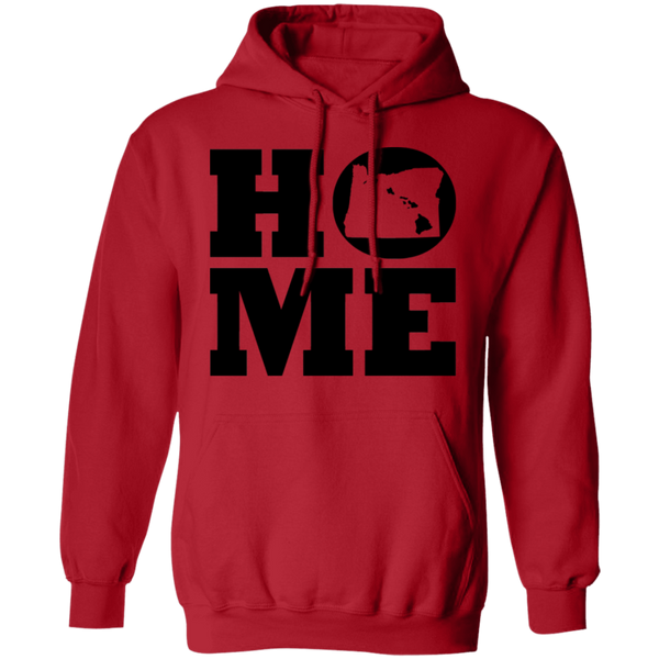 Home Roots Hawai'i and Oregon Pullover Hoodie