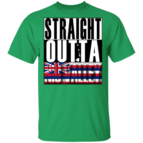 Straight Outta Niu Valley T-Shirt, T-Shirts, Hawaii Nei All Day