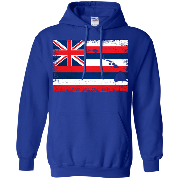 Hawaii State Flag Hawaiian Islands Pullover Hoodie, Hoodies, Hawaii Nei All Day