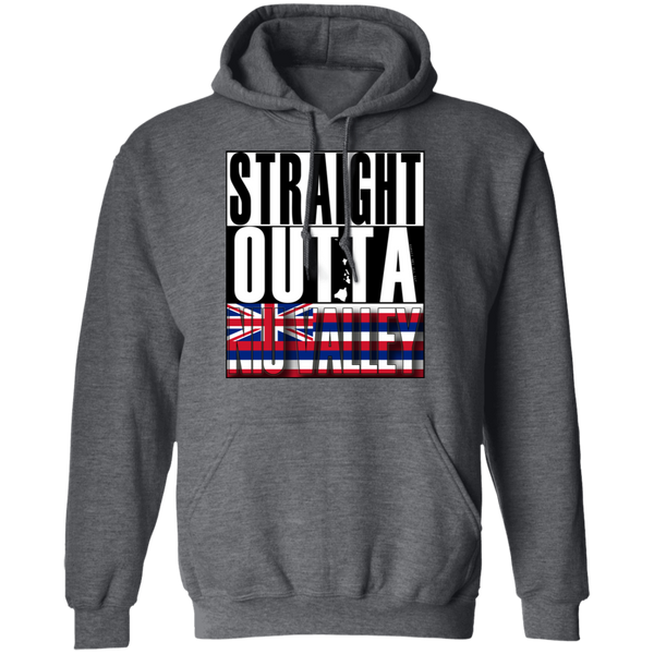 Straight Outta Niu Valley Pullover Hoodie, Sweatshirts, Hawaii Nei All Day