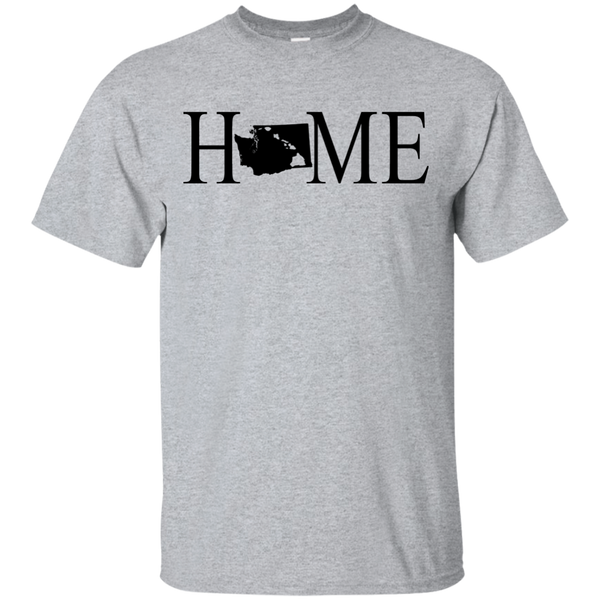 Home Hawaii & Washington Ultra Cotton T-Shirt