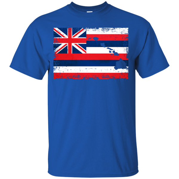 Hawaii State Youth Custom Ultra Cotton Tee, T-Shirts, Hawaii Nei All Day, Hawaii Clothing Brands