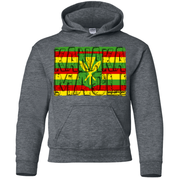 Kanaka Maoli Youth Pullover Hoodie, Sweatshirts, Hawaii Nei All Day, Hawaii Clothing Brands