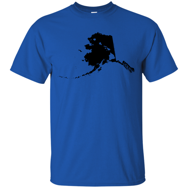 Living in Alaska with Hawaii Roots Ultra Cotton T-Shirt, T-Shirts, Hawaii Nei All Day