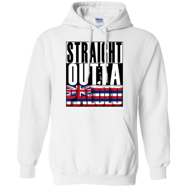 Straight Outta Palolo Pullover Hoodie, Sweatshirts, Hawaii Nei All Day
