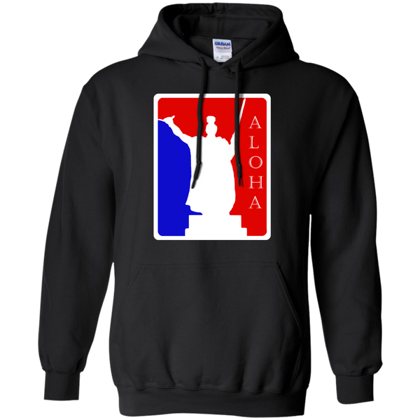 Aloha Spirit King Kamehameha Pullover Hoodie, Hoodies, Hawaii Nei All Day
