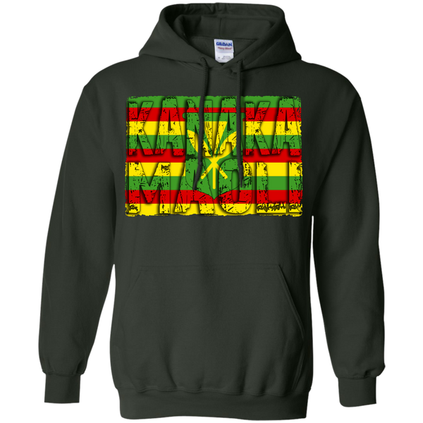 Kanaka Maoli Pullover Hoodie 8 oz, Hoodies, Hawaii Nei All Day, Hawaii Clothing Brands