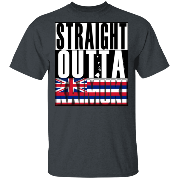 Straight Outta Kaimuki T-Shirt, T-Shirts, Hawaii Nei All Day