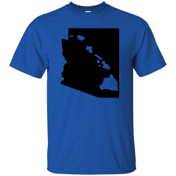 Living in Arizona with Hawaii Roots Ultra Cotton T-Shirt, T-Shirts, Hawaii Nei All Day