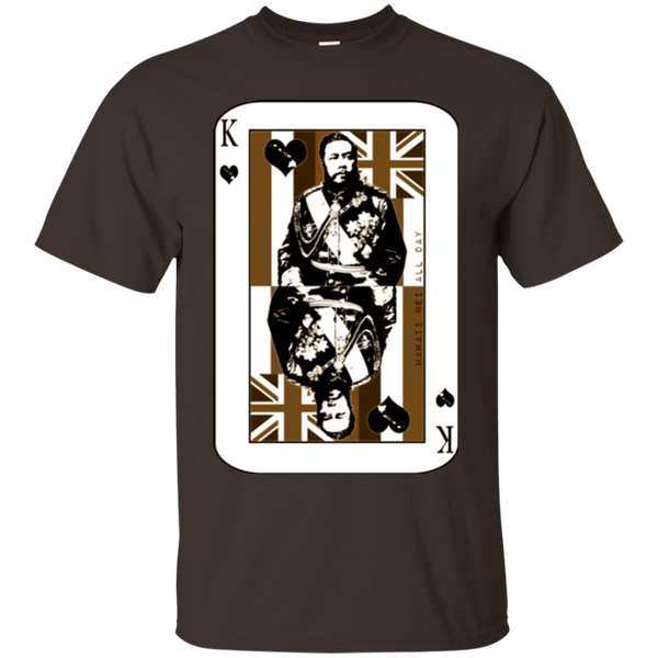 King of Hawai'i Kalākaua Ultra Cotton T-Shirt, T-Shirts, Hawaii Nei All Day, Hawaii Clothing Brands