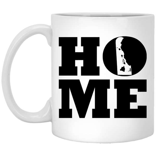Home Roots Hawai'i and Delaware White Mug, Apparel, Hawaii Nei All Day