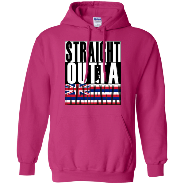 Straight Outta Wahiawa Pullover Hoodie, Sweatshirts, Hawaii Nei All Day