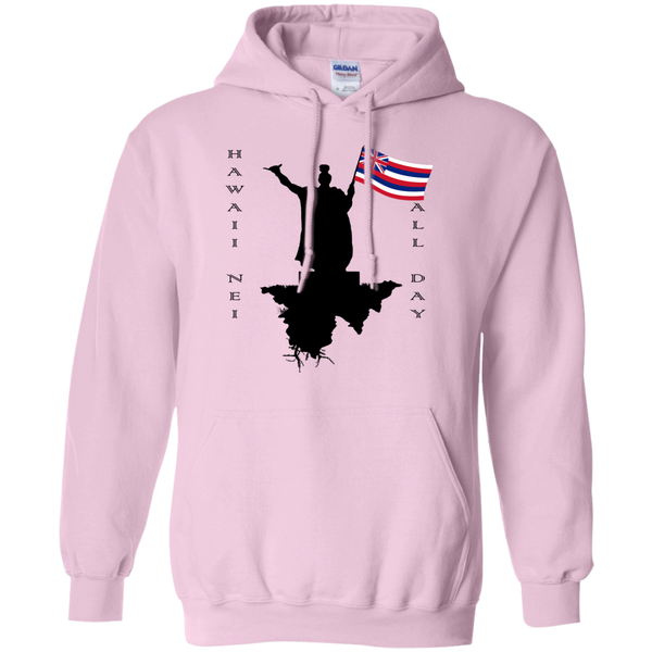Represent Hawai'i Nei Pullover Hoodie 8 oz, Hoodies, Hawaii Nei All Day, Hawaii Clothing Brands