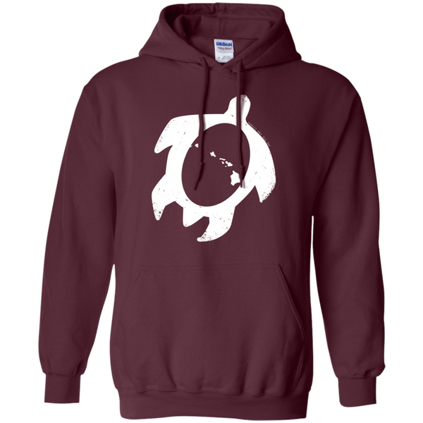 Honu Hawaiian Islands Pullover Hoodie, Sweatshirts, Hawaii Nei All Day