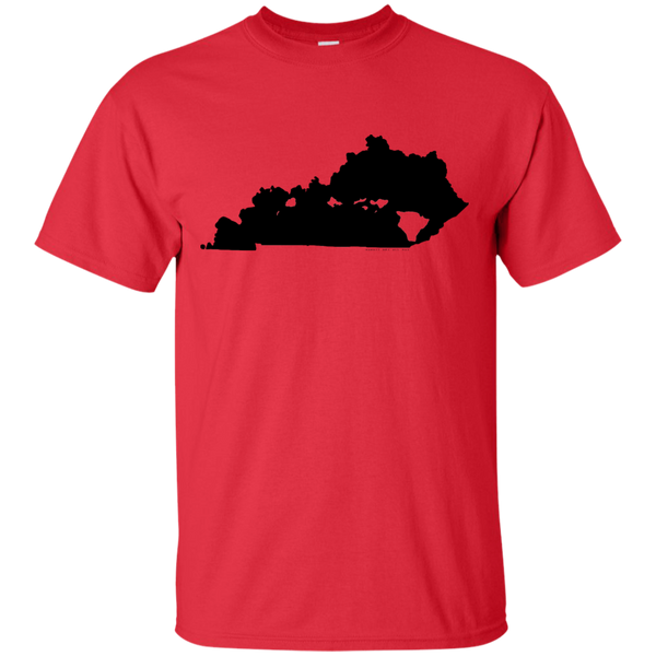 Living in Kentucky with Hawaii Roots Ultra Cotton T-Shirt, T-Shirts, Hawaii Nei All Day, Hawaii Clothing Brands