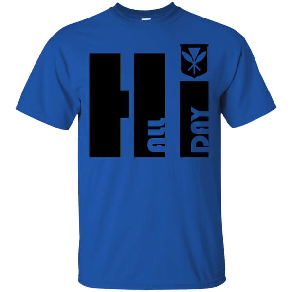 Hi All Day Ultra Cotton T-Shirt, T-Shirts, Hawaii Nei All Day, Hawaii Clothing Brands