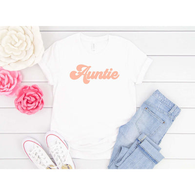 auntie retro shirt