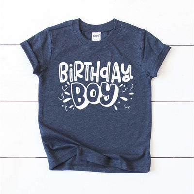 Birthday boy shirt for boys