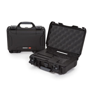 Nanuk 909 Classic Pistol Case, Rugged Cases, Plasticase inc, Tough Cases