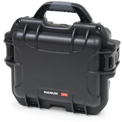 Black NANUK 905, Closed, Tough Cases