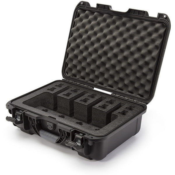 Nanuk 925 4 Up Pistol (FOAM INSERT ONLY), Rugged Cases, Plasticase Inc, Tough Cases
