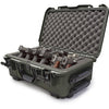 Nanuk 935 6 Up Pistol Case, Rugged Cases, Plasticase Inc, Tough Cases