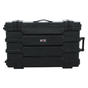 RUF N TUF - 40-45″ Roto Mold LCD/LED Monitor Case, Rugged Cases, Plasticase inc, Tough Cases