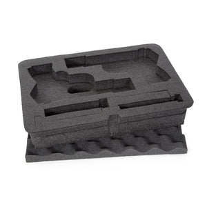 Foam insert for Nanuk 910 2UP Classic Pistol Case, Insert, Plasticase inc, Tough Cases