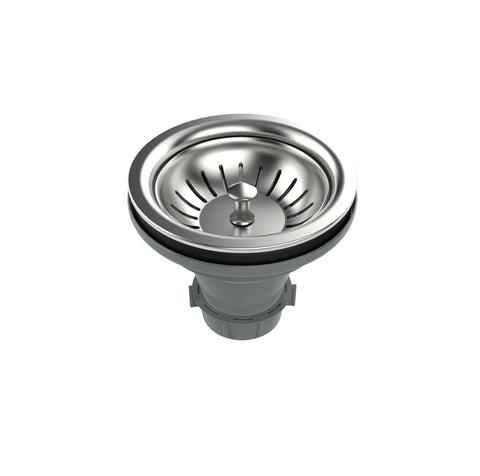 4.5 Slotted Stainless Steel Drain