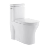 Monaco One-Piece Elongated Left Side Flush Handle Toilet