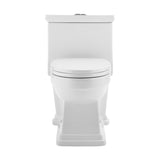 Voltaire One-Piece Dual-Flush Elongated Toilet