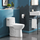Avallon One Piece Toilet Side Flush 1.28 gpf