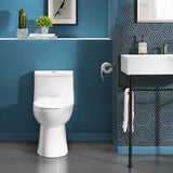 Avallon One-Piece Dual-Flush Elongated Toilet