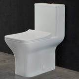 Carré One-Piece Square Toilet Dual-Flush 1.1/1.6 gpf