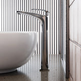 Sublime 11 Single Handle, Bathroom Faucet in Chrome
