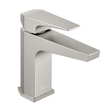 Voltaire Single Hole, Single-Handle, Bathroom Faucet in Brushed Nickel
