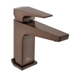 Voltaire Single Hole, Single-Handle, Bathroom Faucet in Oil Rubbed Bronze