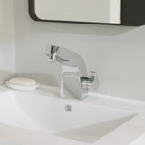 Virage 7 Single Handle, Bathroom Faucet in Chrome
