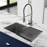 "20 x 12 "" Kitchen Sink Grid, Black"