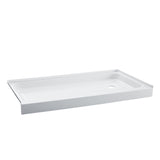 "Voltaire 60"" x 32"" Right-Hand Drain, Shower Base"