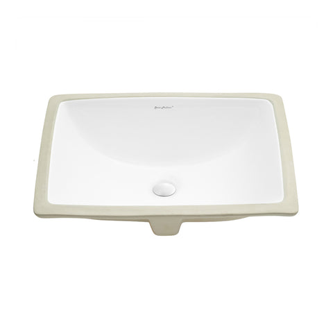 "Plaisir 18.5"" Rectangle Undermount Bathroom Sink"
