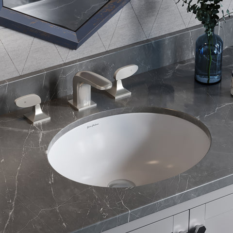 Monaco 16 5 Oval Undermount Bathroom Sink Swiss Madison Well Made Forever