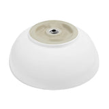 "Sublime 17"" Round Vessel Bathroom Sink"