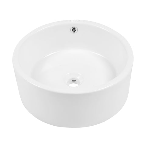 "Monaco 16.5"" Round Vessel Bathroom Sink"