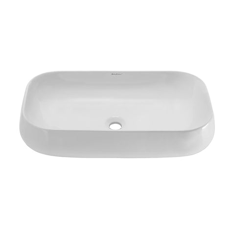 "Château 28"" Rectangle Vessel Bathroom Sink"